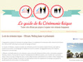 Détails : Ceremonies laiques - Officiants, Wedding planner et professionnels